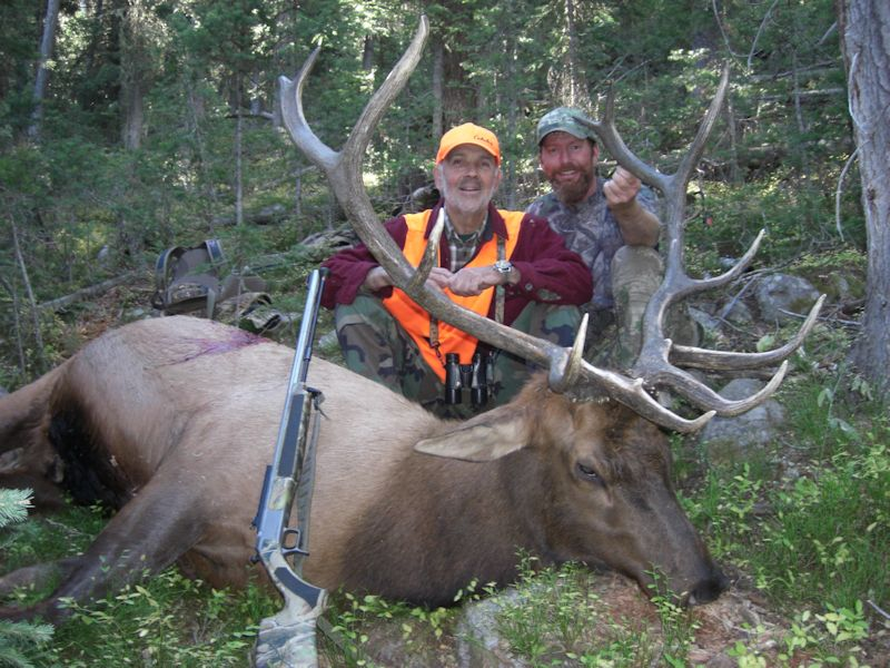 rates Colorado's High Lonesome Outfitters and guides, elk